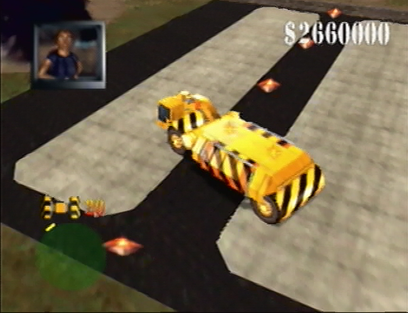 Welcome to Rare Gamer … | Blast Corps. Carrier Mission Guide