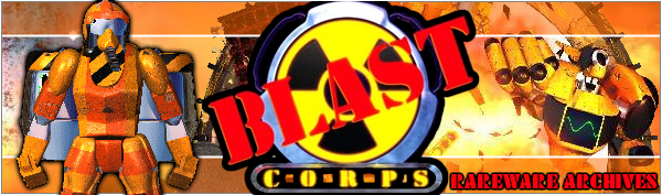Rare Gamer | Blast Corps. Carrier Mission Guide