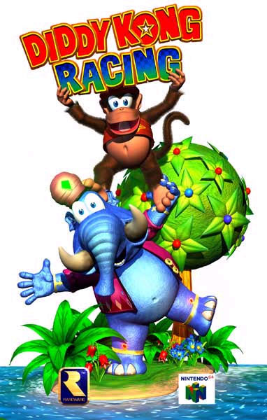 Welcome To Rare Gamer Diddy Kong Racing