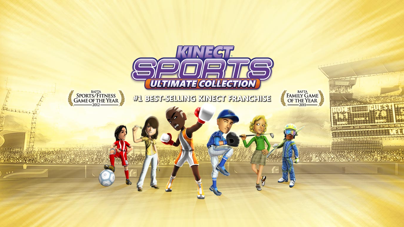 Rare Gamer | Kinect Sports: Ultimate Collection Soccer Ct