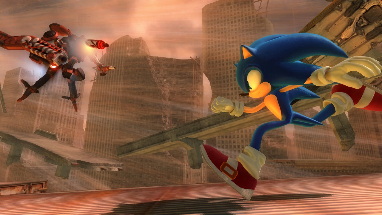 Rare Gamer Sonic The Hedgehog Screenshot 43